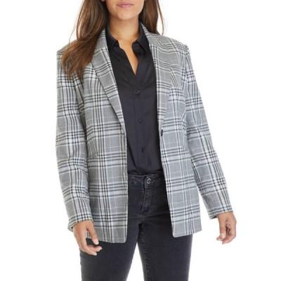 ザ・リミティッド レディース ジャケット・ブルゾン アウター Plus Size Exclusive Plaid Blazer