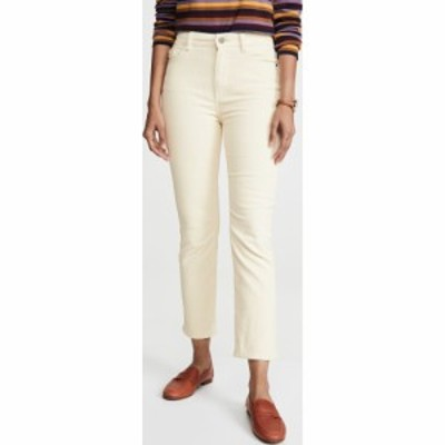 ディーエル1961 DL1961 レディース ジーンズ・デニム ボトムス・パンツ Mara Ankle High Rise Straight Jeans Meringue