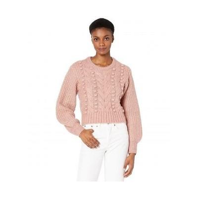 ASTR the Label レディース 女性用 ファッション セーター Tina Sweater - Dusty Rose