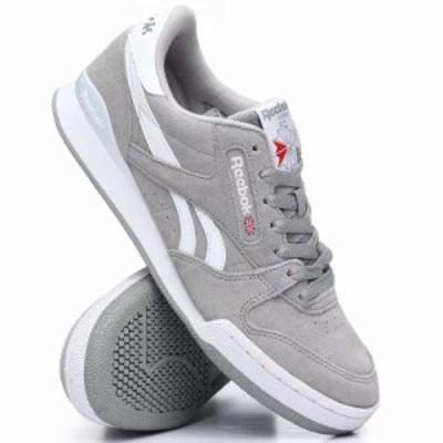 リーボック スニーカー phase 1 pro mu sneakers Grey