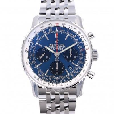 ブライトリング BREITLING ナビタイマー 1 B01 クロノグラフ A022C-1NP ブルー文字盤 新品 腕時計 メンズ