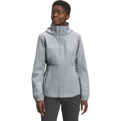 ザ ノースフェイス The North Face レディース コート アウター Resolve 2 Parka Jacket Mid Grey Heather