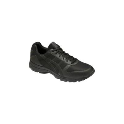 asics アシックス GEL-FUNWALKER214 ゲルファンウォーカー214 ブラック ブラック ウォーキング シューズ 靴 TDW214-9090
