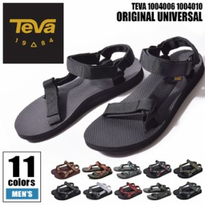 テバ サンダル メンズ オリジナル ユニバーサル スポーツサンダル スポサン 川 海 TEVA ORIGINAL UNIVERSAL 1004006