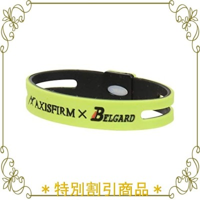 AXF(アクセフ) Silicone Bracelet シリコンブレスレット/リバーシブル (AXF x Belgard)