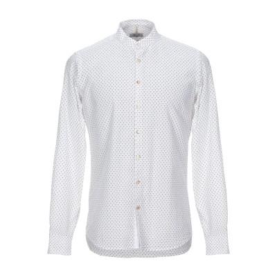 SEVENTY SERGIO TEGON シャツ カーキ 39 コットン 100% シャツ