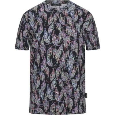 クストバルセロナ CUSTO BARCELONA メンズ Tシャツ トップス T-Shirt Black
