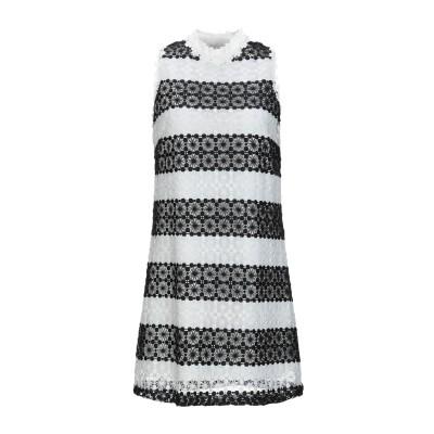 LOUCHE ミニワンピース&ドレス ホワイト 8 ポリエステル 100% ミニワンピース&ドレス