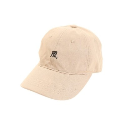 エーシーピージー(ACPG) 帽子 メンズ リネン刺繍 キャップ KAZE 897PA9ST1723 BEG 日よけ (メンズ)