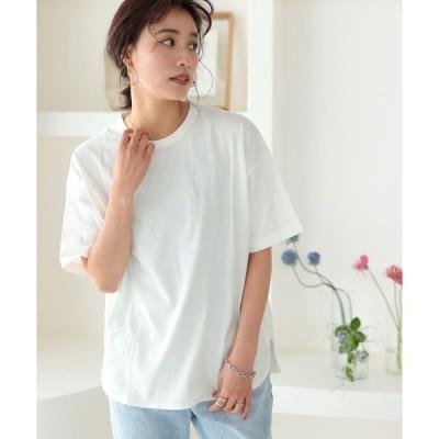 tシャツ Tシャツ オーガニックコットンシンプルTシャツ