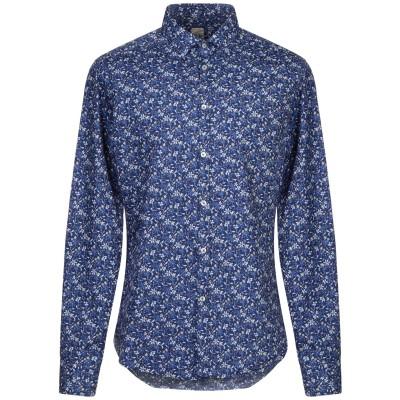 LR LIBERTY ROSE シャツ ブルー 39 コットン 100% シャツ