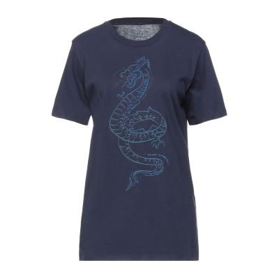 ARMANI EXCHANGE T シャツ ダークブルー S コットン 100% / ポリエステル T シャツ