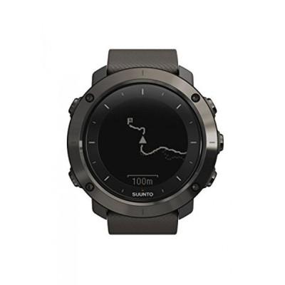 スント 腕時計 メンズウォッチ Suunto Traverse GPS Outdoor Activity Watch (Graphite)