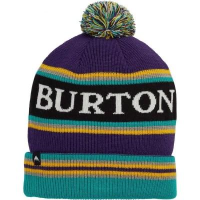バートン Burton メンズ ニット ビーニー 帽子 trope beanie Parachute Purple