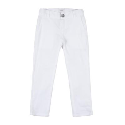 SEEDS パンツ ホワイト 4 コットン 96% / ポリウレタン 4% パンツ