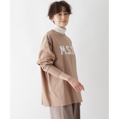 AG by aquagirl(エージー バイ アクアガール) 【AG by Karen】コラボカレッジプリントロンT
