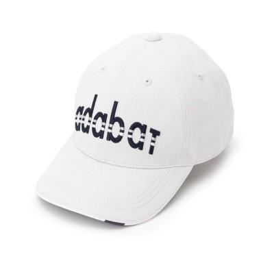 adabat / adabatロゴキャップ メンズ MEN 帽子 > キャップ
