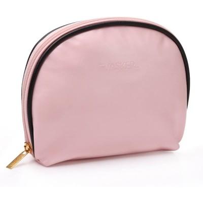 VASKER 化粧ポーチ メイクアップバッグ 高品質 小物入れ レディース用 出張 旅行 ピンク