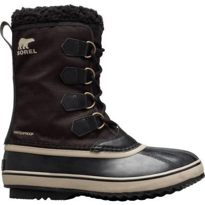 ソレル メンズ ブーツ・レインブーツ シューズ SOREL Men's 1964 Pac Nylon Waterproof Insulated Winter Boots