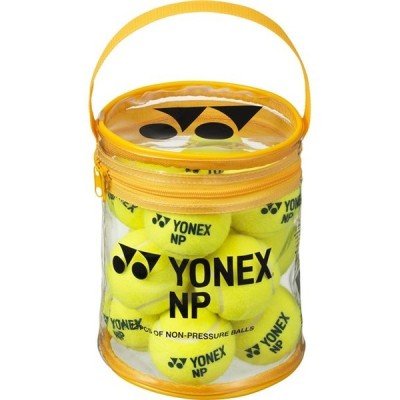 yonex(ヨネックス) ノンプレッシャーボール 12ケイリ * テニスキュウギボール コウ (tbnp12-004)