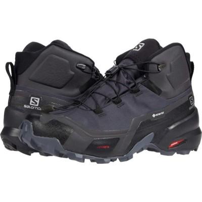 サロモン Salomon レディース ハイキング・登山 シューズ・靴 Cross Hike Mid GTX Phantom/Black/Ebony
