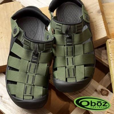 Oboz オボズ アウトドアサンダル MNS Campster メンズ キャンプスター Olive  60501 SS18