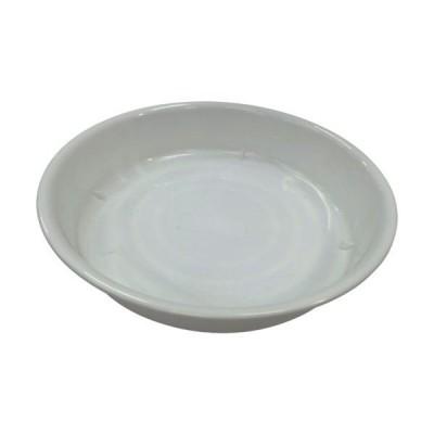 IRIS 鉢受皿中深型ホワイト9号 270 x 270 x 50 mm HUMD-9-W