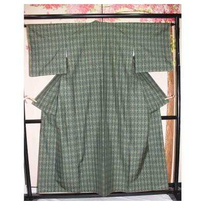 未使用/ 琉球花織りの着物