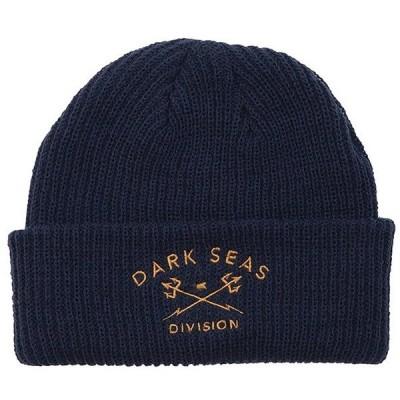 ダークシーズ メンズ 帽子 アクセサリー Dark Seas Cruiser Beanie