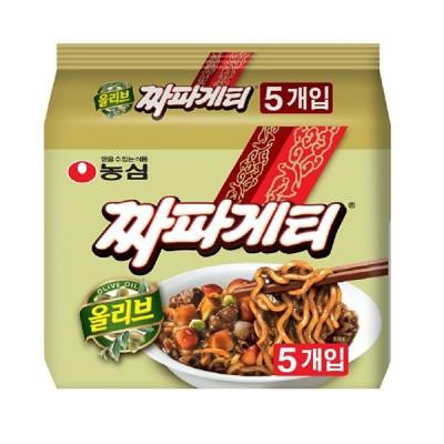 韓国ラーメン/チャパゲティ ラーメン*5個セット