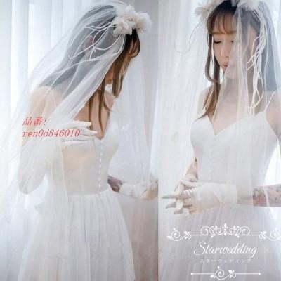 パーティドレス 発表会 ワンピース 二次会 花嫁 安い 小さいサイズ 白 ウェディグドレス 大きいサイズ 演奏会 ドレス ミモレ丈 結婚式