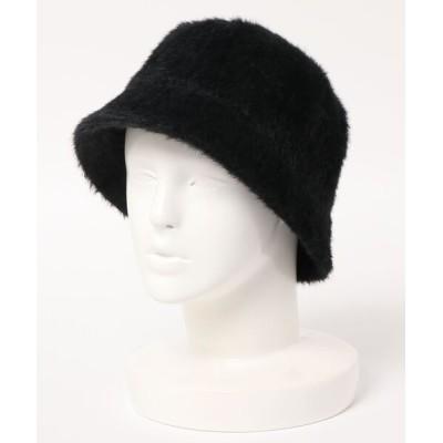 Ray Cassin / シャギーバケットハット WOMEN 帽子 > ハット