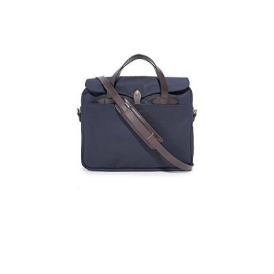 Filson Men's Original Briefcase, Navy, One Size【並行輸入品】