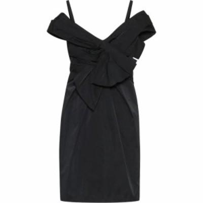 マーク ジェイコブス Marc Jacobs レディース ワンピース ワンピース・ドレス Taffeta minidress black