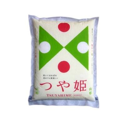 精米山形県産 特別栽培米 白米 つや姫2kg 令和1年度産 新米