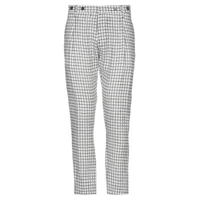 NEILL KATTER パンツ ホワイト 48 コットン 100% パンツ
