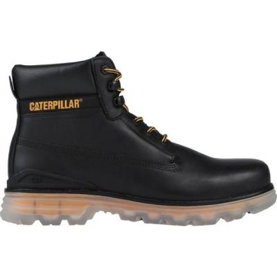 キャピタラー カジュアル CATERPILLAR メンズ ブーツ シューズ・靴 boots Black
