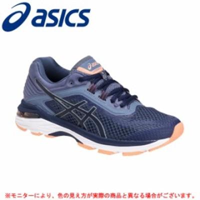【最終処分大特価】ASICS(アシックス)LADY GT-2000 NEW YORK 6-slim(TJG779)ランニングシューズ マラソン トレーニング レディース