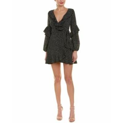 ファッション ドレス Finderskeepers Solar Wrap Dress