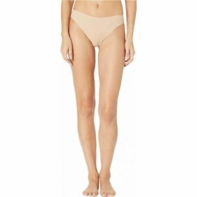 シャントル Chantelle レディース ショーツのみ インナー・下着 Soft Stretch Thong Ultra Nude