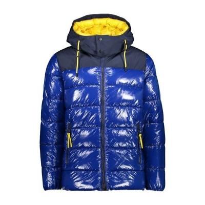 シーエムピー ジャケット&ブルゾン メンズ アウター CMP Jacket Fix Hood Cobalto