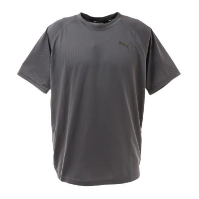 PUMAアウトドアFAVORITE ショートスリーブ テック Tシャツ 518831-09グレー
