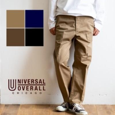 【 UNIVERSAL OVERALL ユニバーサルオーバーオール 】 STANDARD FIT WORK PANT スタンダードフィット ワークパンツ T-03 / パンツ ボトム