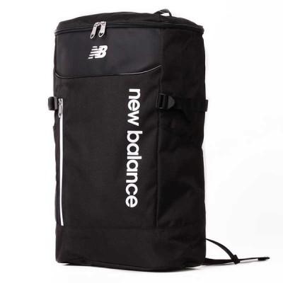 【全商品ポイント10倍】 newbalance SPORTS STYLE ニューバランス スポーツスタイル ボックス バックパック リュック 30L クロ JABL9771-BK