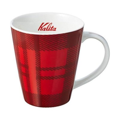 Kalita (カリタ) マグカップ カリタマグ カリタチェック 約300ml #73167