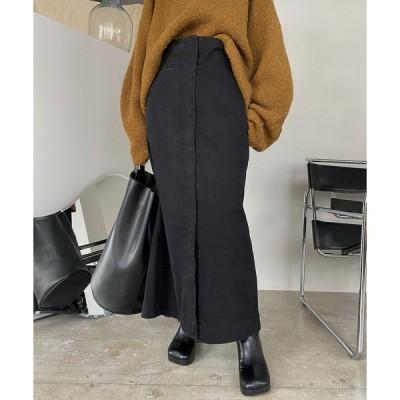 スカート 【chuclla】Slit high waist long skirt chw1306
