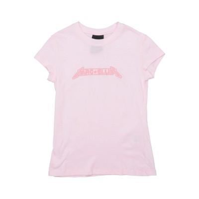 MARC ELLIS T シャツ ピンク 8 コットン 100% T シャツ