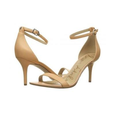 Sam Edelman サムエデルマン レディース 女性用 シューズ 靴 ヒール Patti Ankle Strap Heeled Sandal - Classic Nude Leather