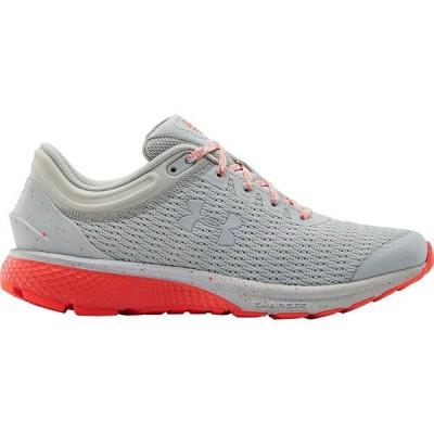 アンダーアーマー シューズ レディース ランニング Under Armour Women's Charged Escape 3 Running Shoes Grey