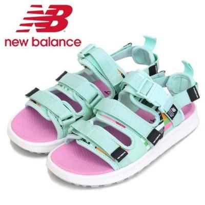 new balance (ニューバランス) SDL750 PB サンダル BALI BLUE NB723